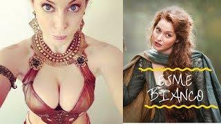 Esme Bianco (Ros in Game of Thrones) ➽ Rare Photos