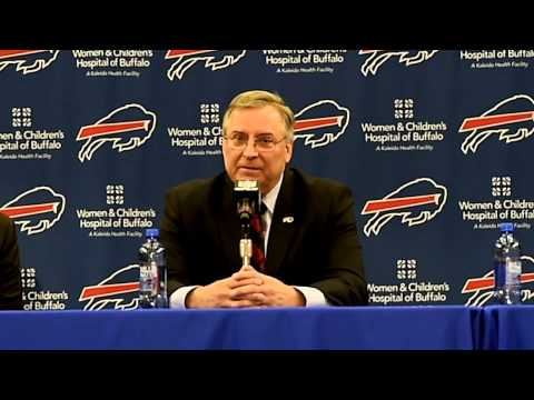 "Bills owner Terry Pegula was ""shocked"" when Doug Marrone opted out of his contract"
