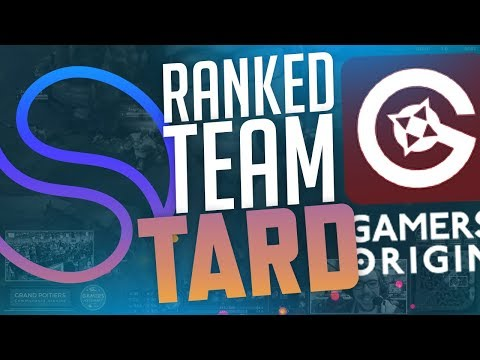 RANKED TEAM TARD EN LAN ? GAMERSORIGIN VS TEAM LUNARY (Gamers Assembly 2018)