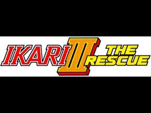Ikari Warriors III: The Rescue (Arcade)