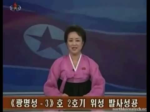 State media's enthusiastic report of rocket launch in North Korea