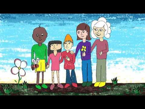 Children's Mental Health Week 2017 animation