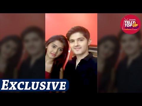 Rohan Mehra & Kanchi Singh LIVE on TellyTalk India - Facebook LIVE
