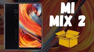Xiaomi Mi Mix 2: распаковка йоба смартфона