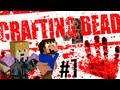 Minecraft: Crafting Dead Ep. 1 - To Be Assassinated - Walking Dead Mod Pack