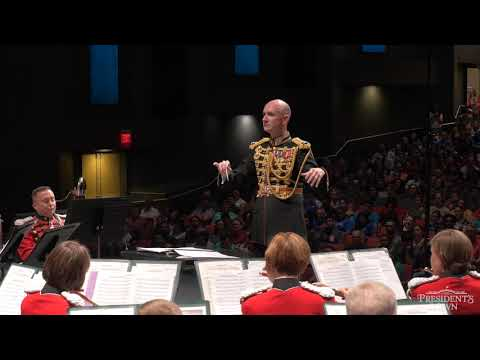 "SOUSA Sabre and Spurs - ""The President's Own"" U.S. Marine Band - TBA 2018"
