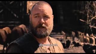 НОЙ / Noah Official International Trailer #2 2014 Russell Crowe Movie HD Рус. Перевод.