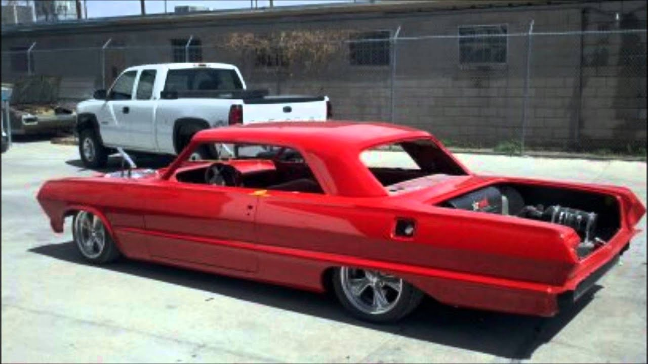1963 Impala Ls3 Painted And Ready For Assembly Youtube
