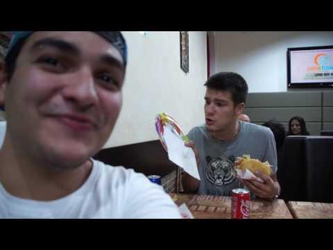 Brapfast • Mangiando un KEBAB con SLAVA • Rizzo