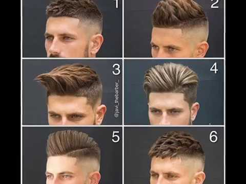 Hairstyle Numbers 5 Best Hairstyles For Men 2017 In India New