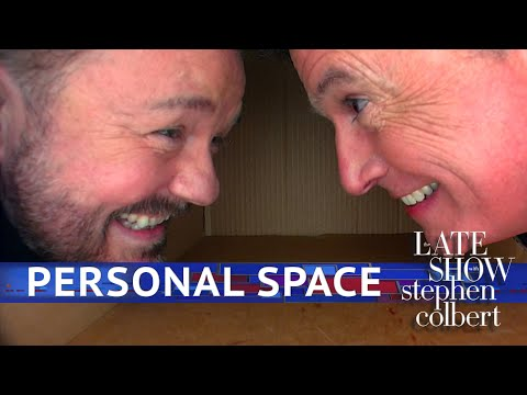 Personal Space With Ricky Gervais