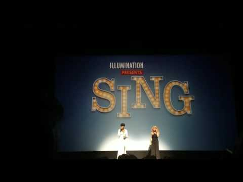 Tori Kelly and Jennifer Hudson - Hallelujah - Sing premiere