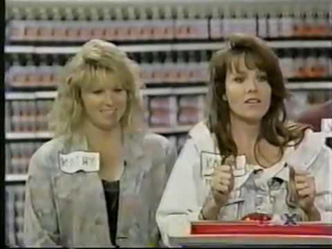 Supermarket Sweep- Sweep of Champions: Kathy & Karol vs