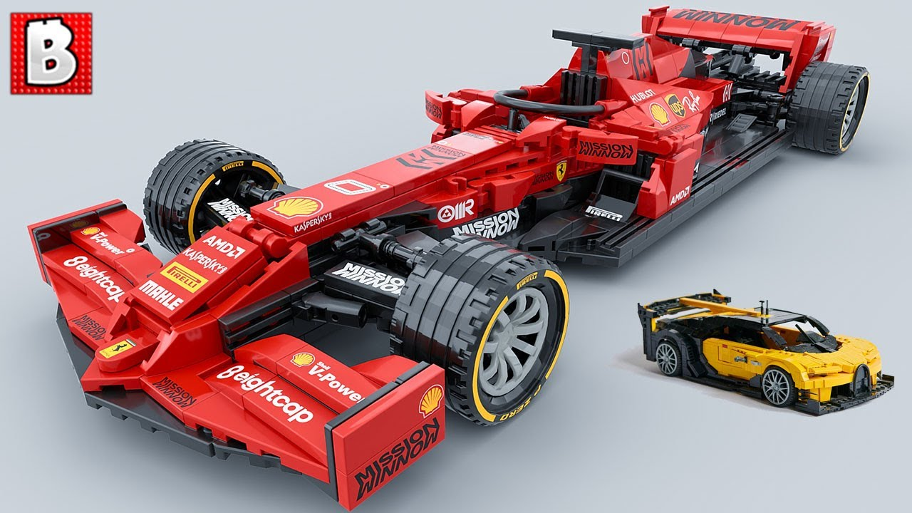 Lego Ferrari F1 And Bugatti Gt Top 10 Mocs Youtube