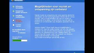 Installatie Windows XP