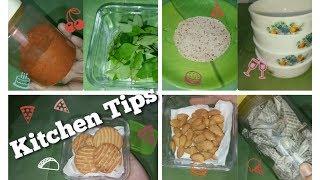 15 Kitchen Tips and Tricks| Kitchen Hacks India | Useful Kitchen Tips |Amazing Kitchen Tips in Hindi