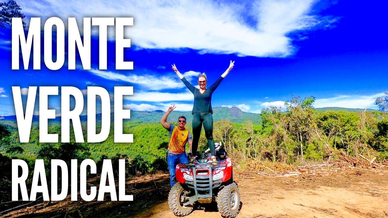 Grito de terror ou curtição na tirolesa em Monte Verde? l Casados Por Aí