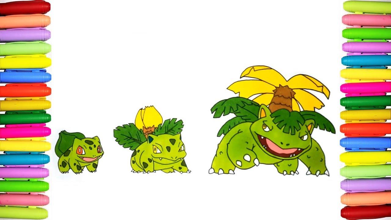Ivysaur Pokemon GO Coloring Page - Free Pokémon GO Coloring Pages ... | 720x1280