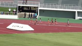 2016 茨城県高校新人陸上 県北地区男子800m決勝