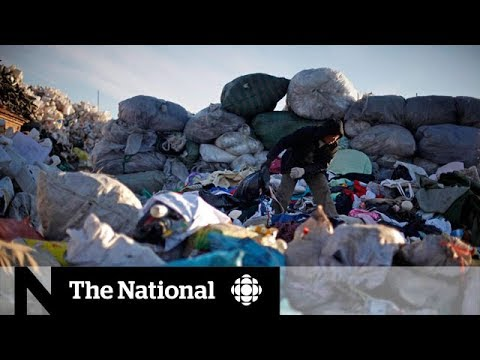 Clothes from Canada account for huge waste | CBC Marketplace