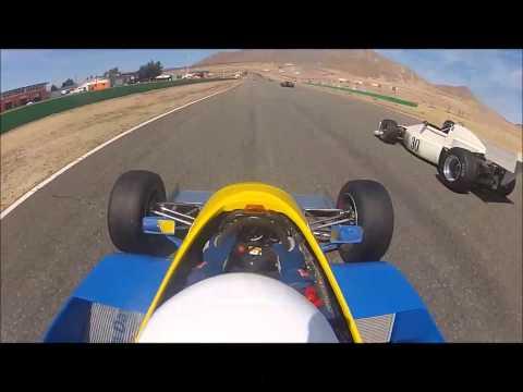 2013 03 17 Formula 2.0 Race at Willow Springs California