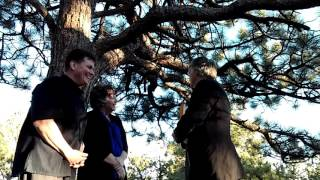 Carrie and Michael's Wedding Ceremony & Vows with Pastor Jim Walters, February 19th, 2016