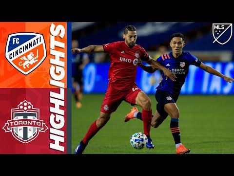 FC Cincinnati vs Toronto FC | October 11, 2020 | MLS Highlights