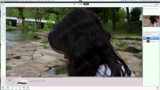 Photoshop Elements 11 Create Soft Focus and Depth Of Field