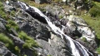 Архыз (Arkhyz) 2011, часть 3. Перевалы, озера, туры и яки.