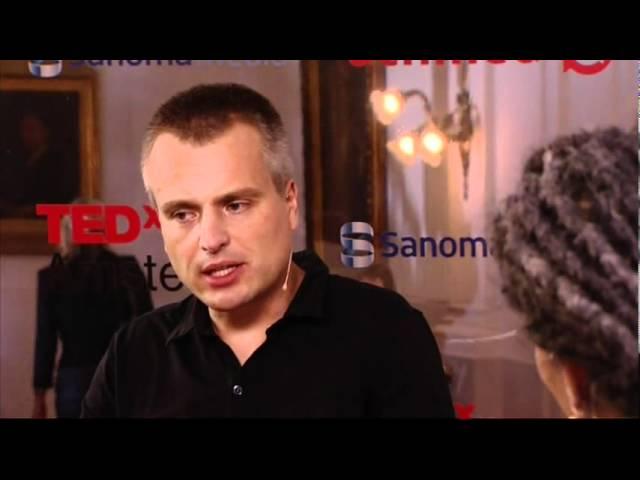 Interview met Joris Luyendijk