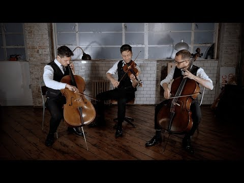 Something Just Like This - The Chainsmokers & Coldplay Violin Cello Cover Ember Trio