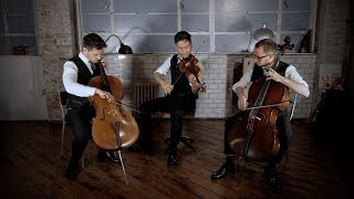 Something Just Like This - The Chainsmokers & Coldplay Violin and Cello Cover Ember Trio