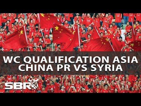 China PR vs Syria 06/10/16 | WC Qualifiers Asia | Predictions