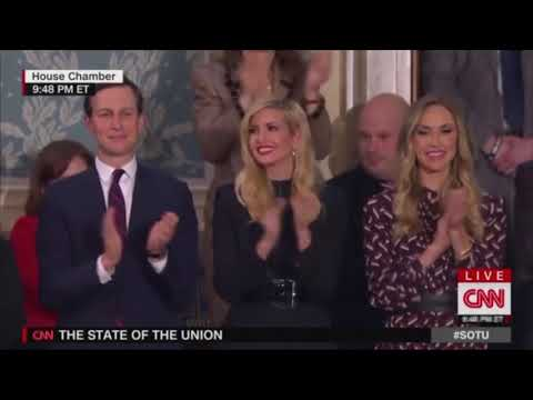 Comrades applaud themselves at State of the Union