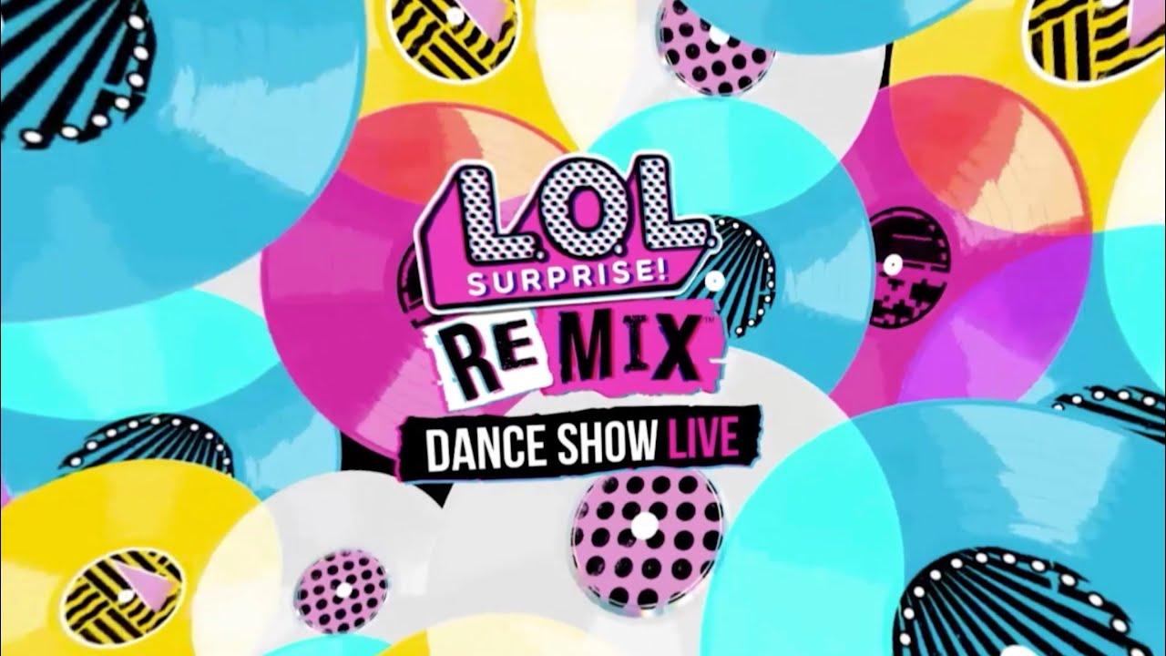 L.O.L Surprise! Remix Dance Show Sneak Peek! | LO.L Surprise! Remix in 360!
