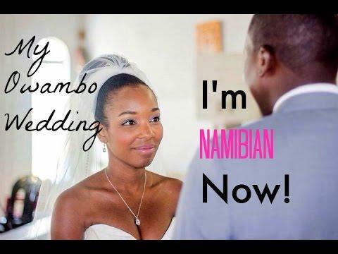 I'm Namibian Now! My Owambo Wedding (Part 1)