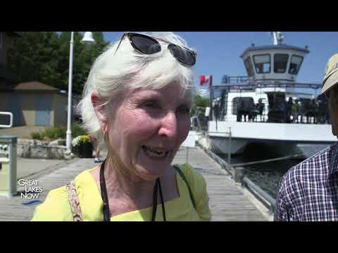 Cruises, Rising Waters and Ship Safety - Great Lakes Now Full Episode - 1005