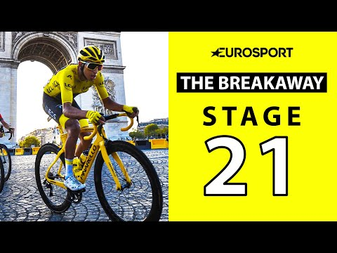 The Breakaway: Stage 21 Analysis | Tour De France 2019 | Cycling | Eurosport