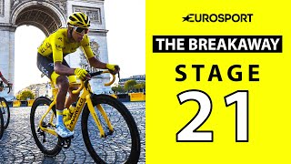 The Breakaway: Stage 21 Analysis   Tour de France 2019   Cycling   Eurosport