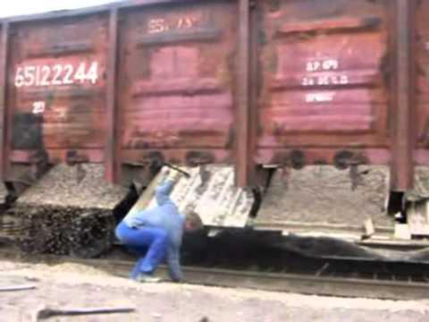 Тормозные колодки для железнодорожных вагонов - YouTube