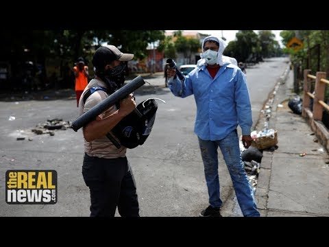 'Tense and Complicated' Situation Prevails in Nicaragua After Anti-Government Protests