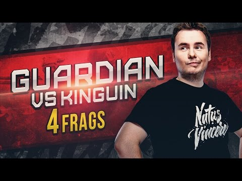 WATCH FIRST: GuardiaN vs Kinguin @ ESL Pro League Season 5 Europe