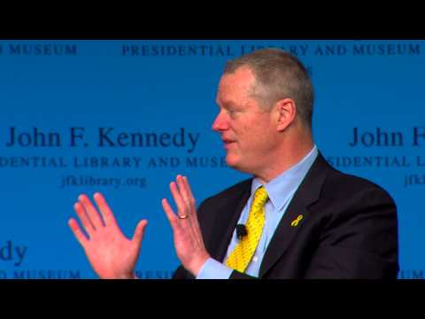 A Conversation with Governor Charlie Baker