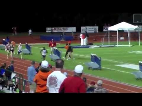 2015 National Christian College Outdoor Track Championships Mens 4x800