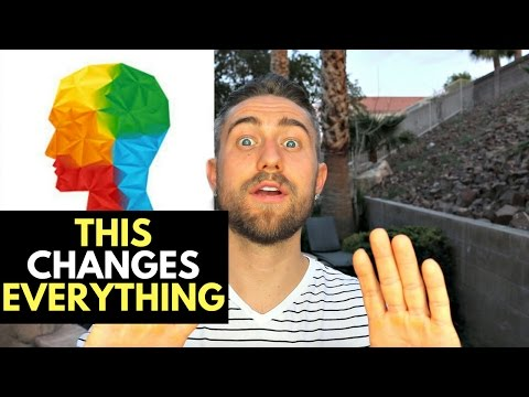 How to UNLOCK your Personality (to change your reality)