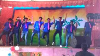 Funny EEE Boys dance competition @Government Engineering college idukki