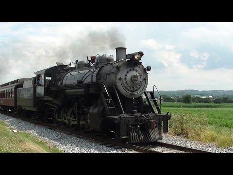 Strasburg Railroad: Rolling Antique Auto Event 2016