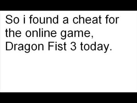 Dragon fist 2 cheats