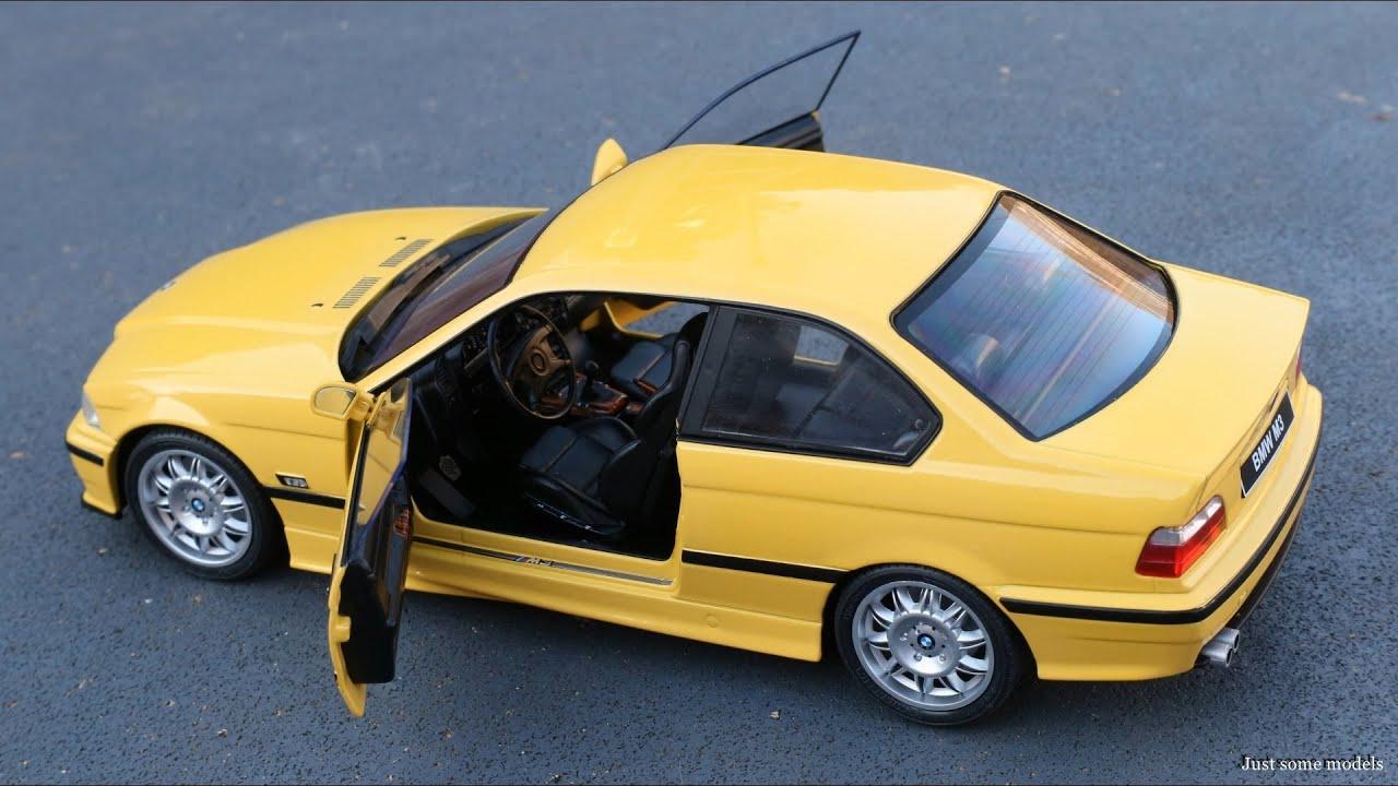 1//18 Moteur BMW M3 E36