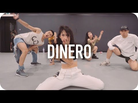 Dinero - Jennifer Lopez ft. DJ Khaled, Cardi B / Mina Myoung Choreography